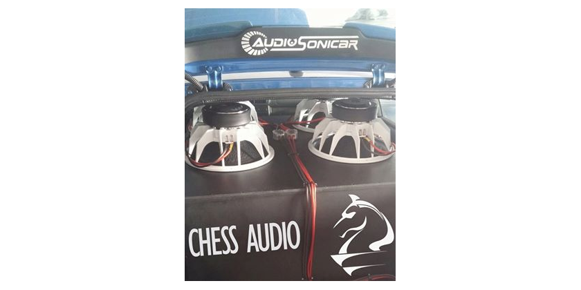 Demo SPL A3 Audiosonicar